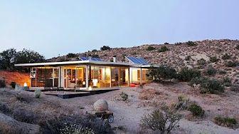 Off Grid Cali Desert House - YouTube