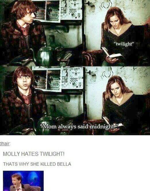 Harry Potter Band Memes All Harry Potter Characters Kawaii Harry Potter Vs Twilight Twilight Memes Harry Potter Memes Hilarious