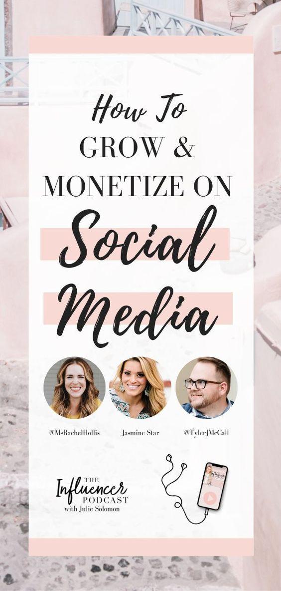 Tips for growing on Socia Media