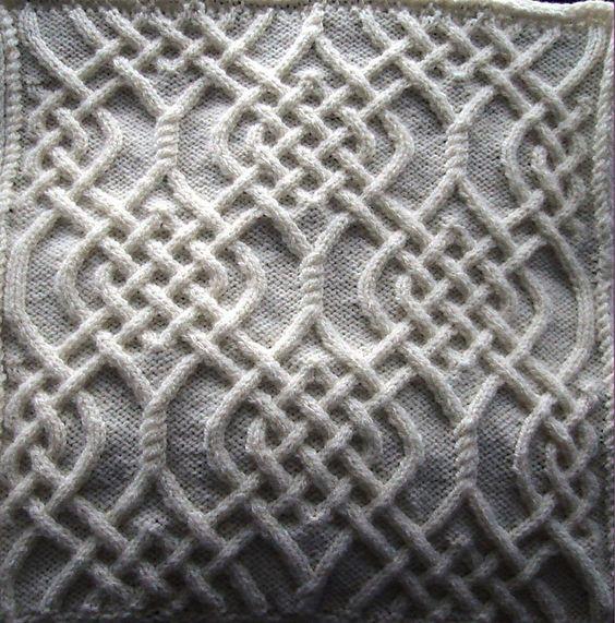 Knit Celtic Knot Hat Pattern : Pinterest   The world s catalog of ideas