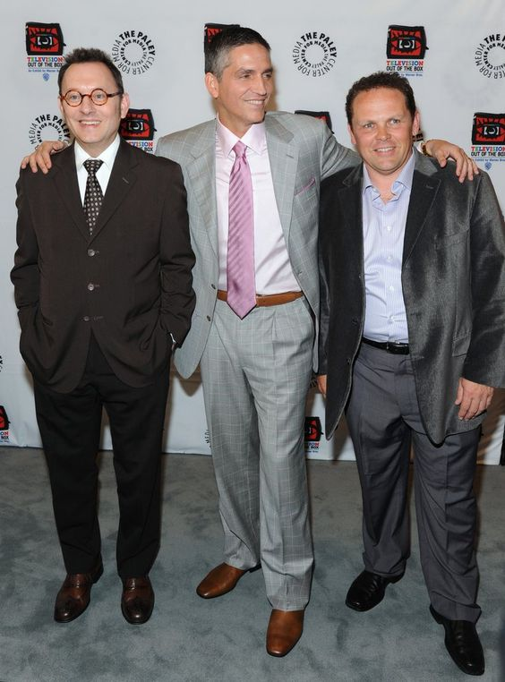 Person of Interest at Paley Center - He can smile! | Media ...
