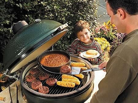 We are your Big Green Egg dealer in West Central and SW Ohio!
