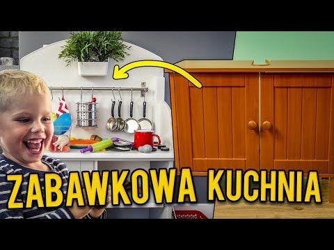 Kuchenka Dla Dzieci Ze Starej Szafki Domowa Metamorfoza Youtube Kids Diy Youtube