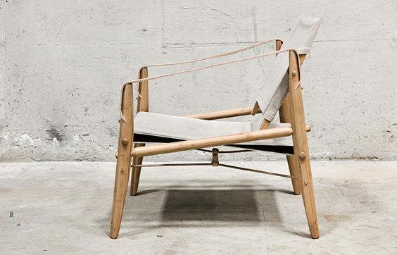 "Zero-waste Nomad Chair challenges unsustainable ""throwaway"" culture 