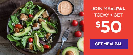 Join MealPal.com Today - Get $50 Amazon Gift Card + Lunch Under $6 - http://therewardboss.com/mealpal-com-50-amazon-gift-card-lunch/