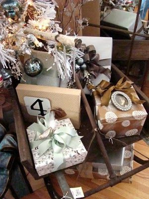 Itsy Bits and Pieces: Ready for the Bachman's Holiday Ideas House Part Two?