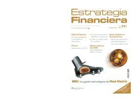 Estrategia Financiera. Máis información no catálogo: