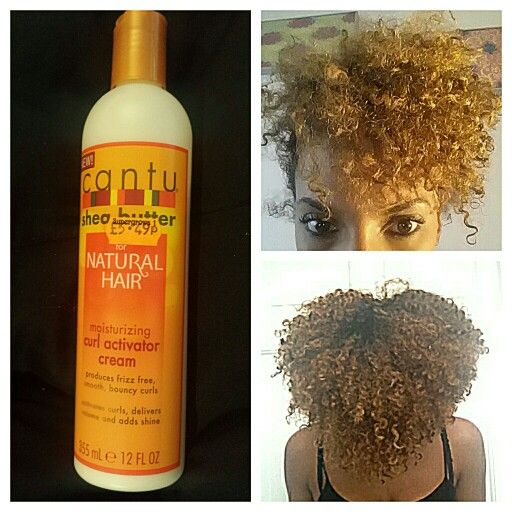 How To Use Curl Activator On Natural Hair