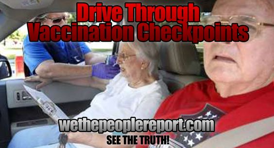 Vaccination Checkpoints Are Already Here