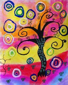 Gustav Klimt on Pinterest | Klimt, Tree Of Life and Trees
