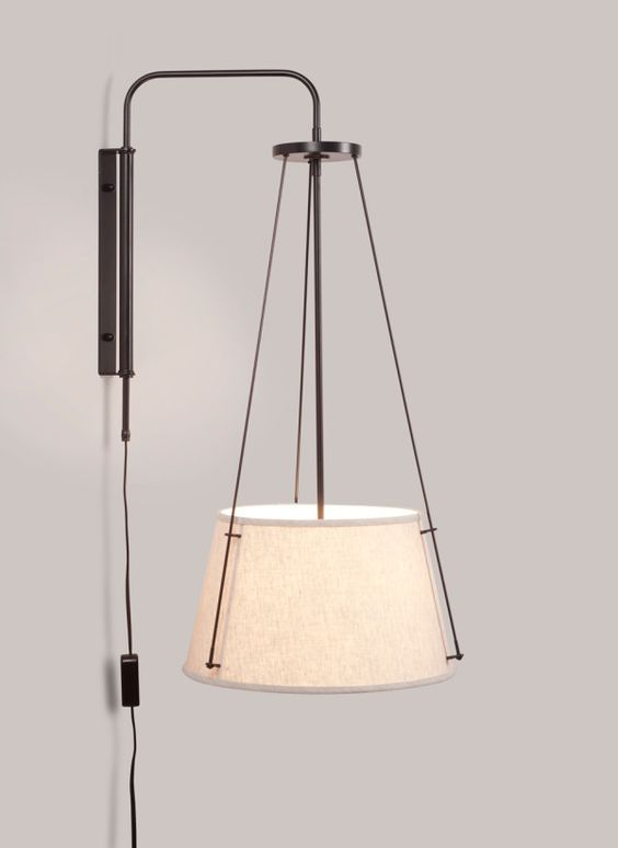Metro Wall Sconce Urban Electric : Modern Lighting from Urban Electric Co Bedside lamp, Urban and Wall sconces
