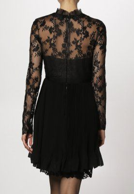 Cocktailkleid / festliches Kleid - schwarz