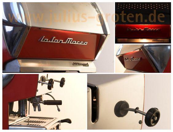 Bella espresso red maker
