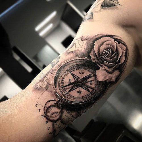 Inner Upper Arm Tattoo Ideas Best Bicep Tattoos For Men Cool Inner Arm Tattoo Designs And Ideas For Guys T Inner Bicep Tattoo Bicep Tattoo Bicep Tattoo Men