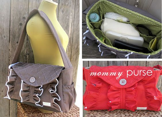 World's cutest diaper bag