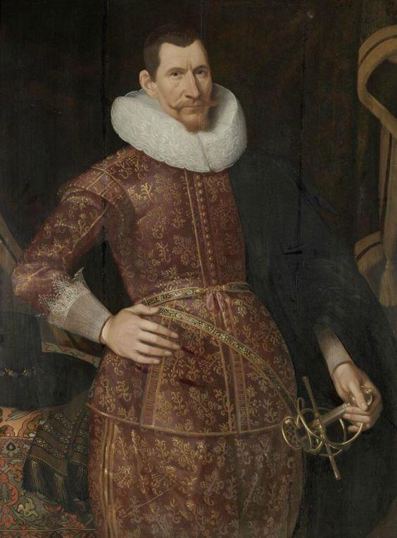 Portrait of Jan Pietersz. Coen Jacob Waben - 1629: