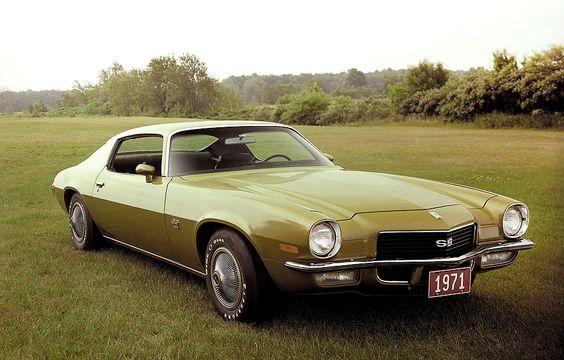 1971 Chevrolet Camaro SS 396