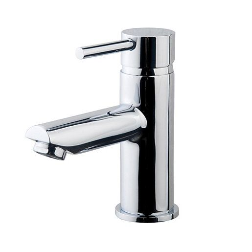 Chrome Wickes Co Uk Basin Mixer Taps Basin Mixer Mixer Taps