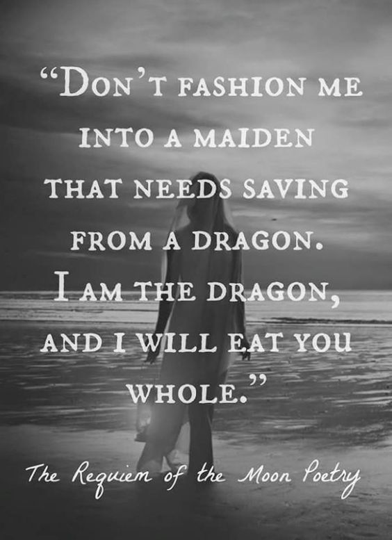 ⚔My Chinese Astrology sign is the Dragon. And I exhibit its traits. However, I…