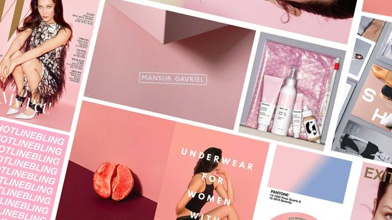 How 'Tumblr Pink' Became the Most Ubiquitous Color in Fashion Branding. It's not…