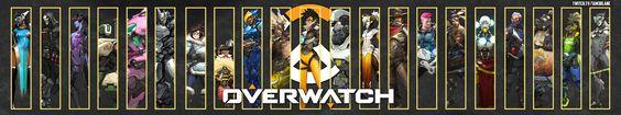 Overwatch Triple Monitor Wallpaper - 5760x1080 - Enjoy :)