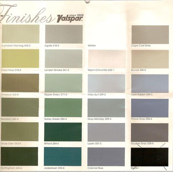 Valspar Exterior Paint Colors Paint Colors Pinterest Exterior Colors Paint Colors And Colors