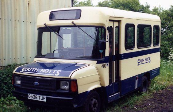south notts bus logo - Google Search