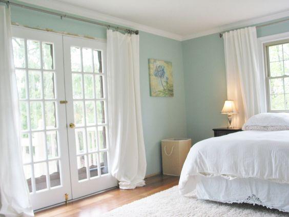 beautiful bedroom colors and vintage fabrics on pinterest