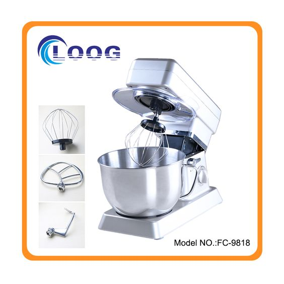 Hot Sale Quality Stand Mixer Multi-Functional Dough Mixer Portable Food Mixer