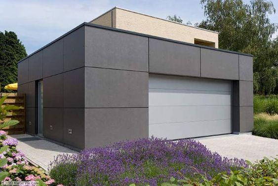 bildergebnis fr garagentor flchenbndig architektur allg pinterest garage fassaden und architektur - Fantastisch Garageneinfahrt Am Hangil