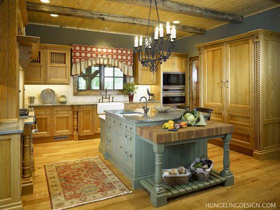Luxury kitchen designer hungeling design clive for Robert clive kitchen designs