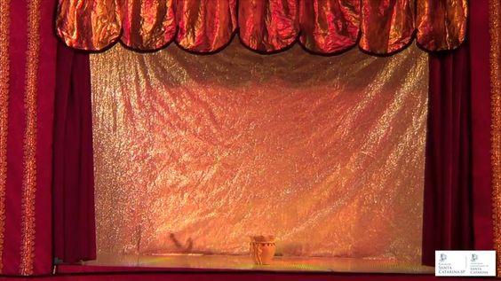 Show de Marionetes no Colégio Santa Catarina-SP