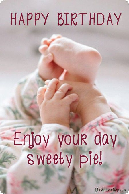 Birthday Wishes For Baby Girl Happy Birthday Little Girl Happy Birthday Girl Quotes Baby Birthday Wishes