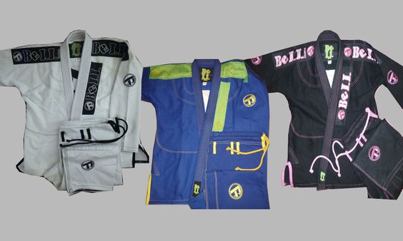 Image of BeJJ Kimonos (not available yet, but keep checking!)