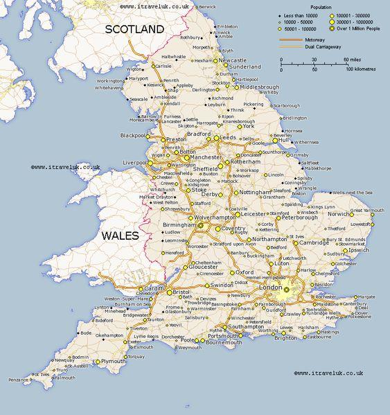 Google Image Result foritravelukcoukimagesmaps – England Travel Map