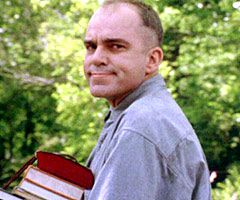 Carl, aka Billy Bob Thornton, Sling Blade. I still can't ...