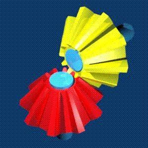 roues coniques