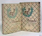 bambi original sketches felix salten -