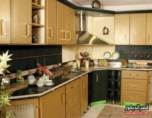 موديلات مطابخ المنيوم احدث اشكال مطابخ الوميتال 2019 قصر الديكور Classic Dining Room Kitchen Kitchen Decor