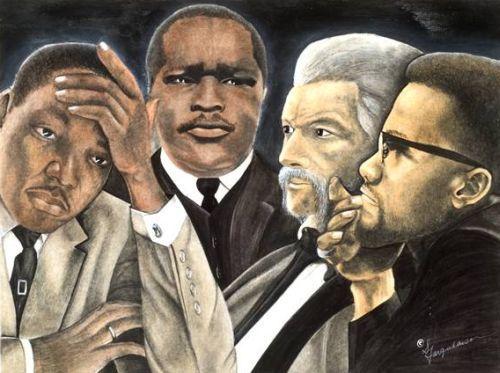 Malcolm X and Frederick Douglass Self-Education