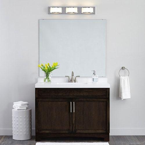 Bathroom Mirror Extendable Arm