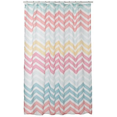 SONOMA life + style Carnivale Chevron Shower Curtain...on sale at ...