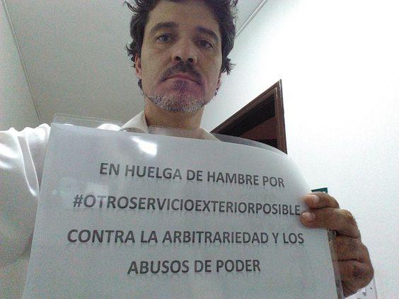 Juan Ramón Martín Menoyo: Lo que denuncio no son casos aislados sino un modelo desfasado https://t.co/UUpXSXmGWp #Noticias