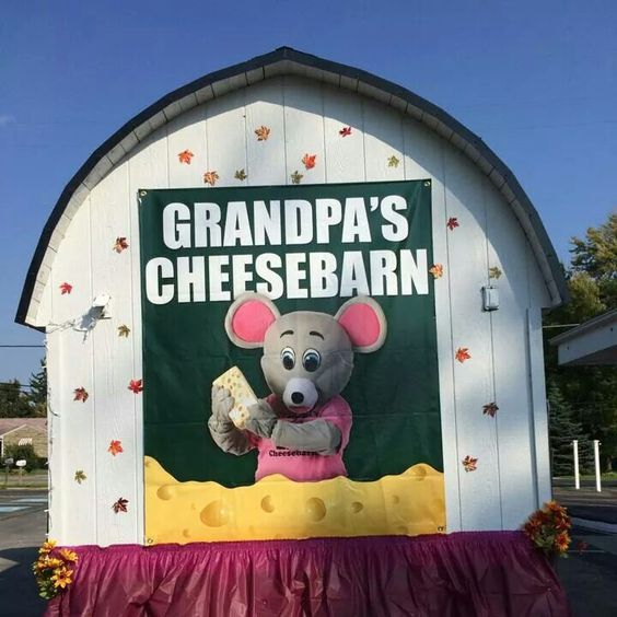 Grandpa's Cheese Barn