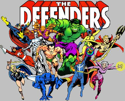 Image result for the defenders originals