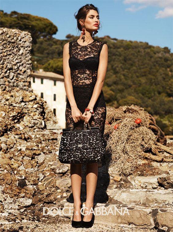 Dolce Gabbana Ad Campaign