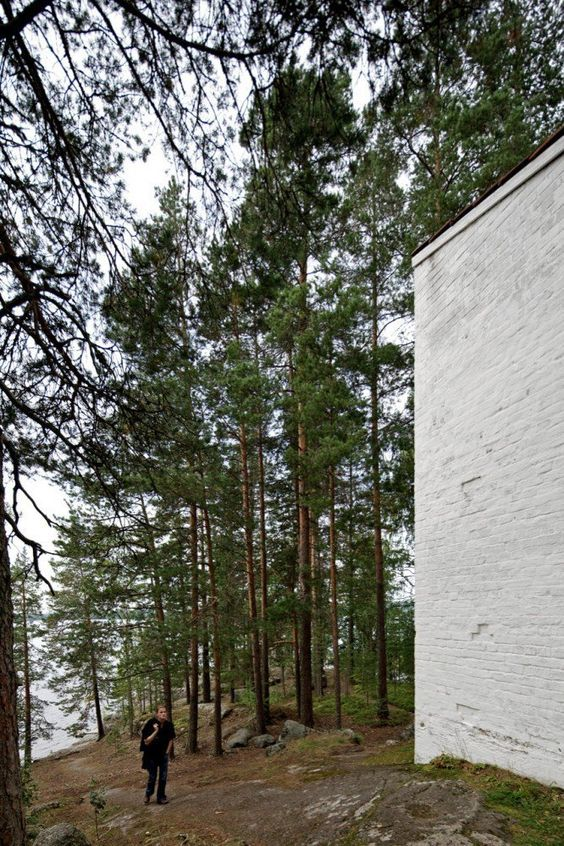 Galería de Clásicos de Arquitectura: Casa Experimental Muuratsalo / Alvar Aalto - 8