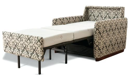 Chair Bed Sleeper Chair Sofas For Small Spaces Sleeper