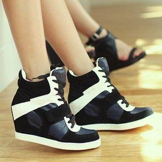 Cool Wedge Heels   Tsaa Heel