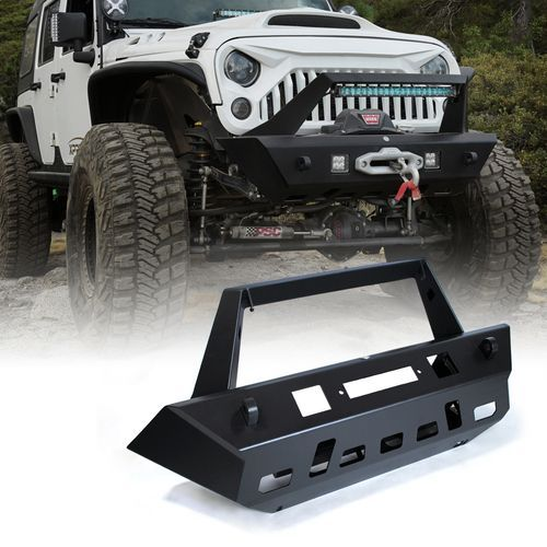 Picture Of A Avenger Style Front Bull Bar Jeep Wrangler Front Bumper Jeep Wrangler Jeep Wrangler Jk